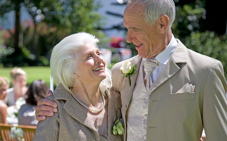 Женщина хранила девственность всю жизнь и впервый раз выходит замуж в79 лет