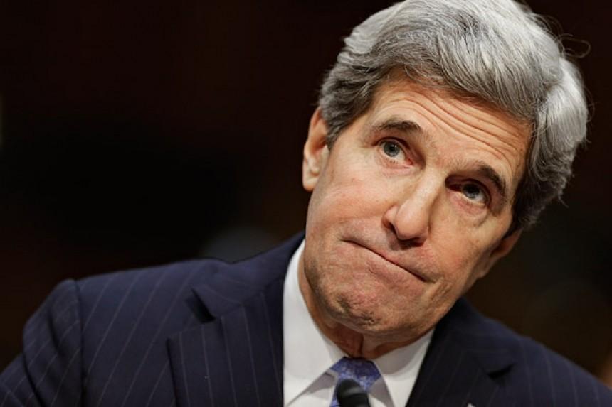 Джон Керри потеряет работу, если Клинтон будет президентом