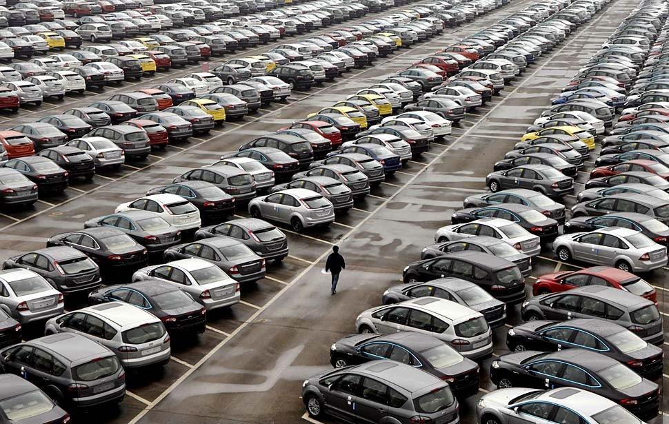 Продажи китайских авто в РФ продолжают расти