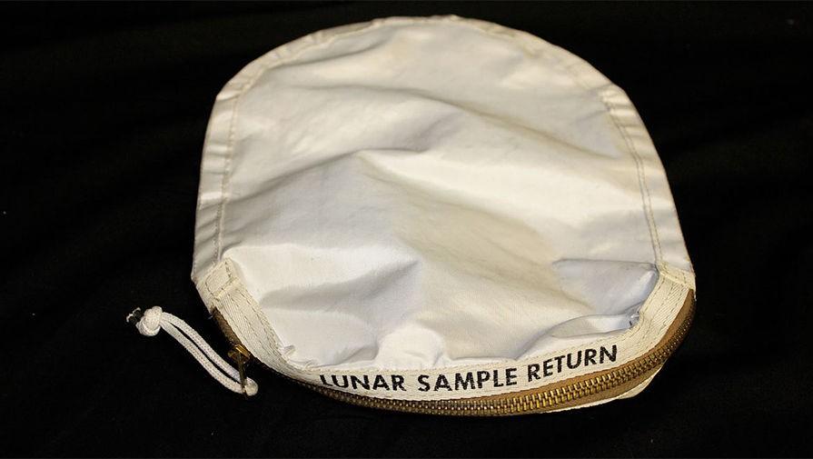 NASA попытается вернуть случайно проданный артефакт с Аполлона-11