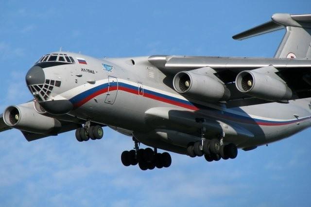 Самолёты Ил-76 смогут защищать себя отракет