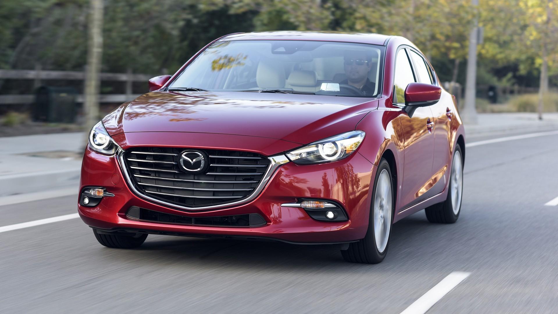 Японский Hi-Tech: новая Mazda 6