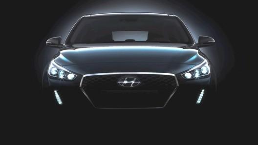 Hyundai рассекретил дизайн нового поколения хетчбэка i30