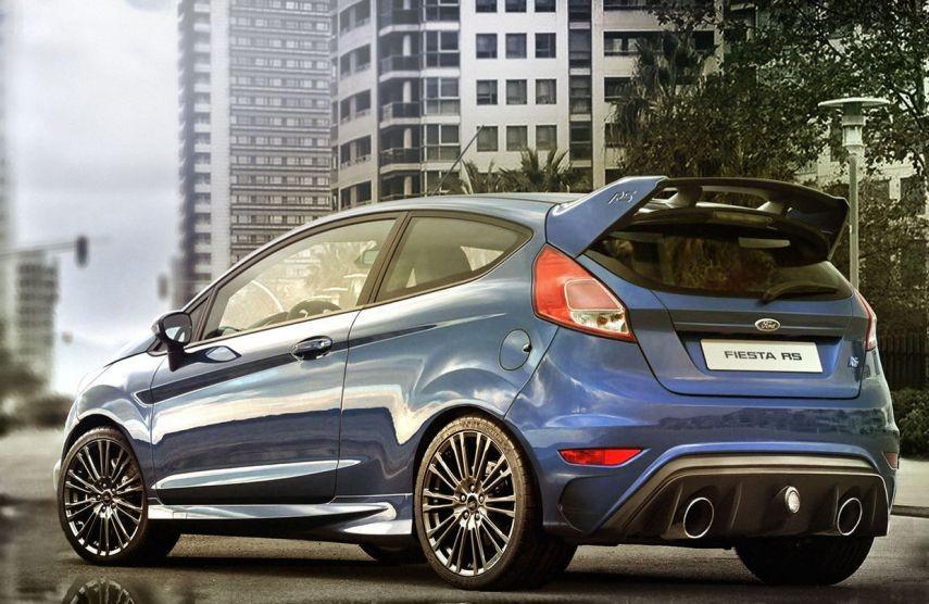 Форд Fiesta обновленного поколения может дебютировать уже внынешнем году