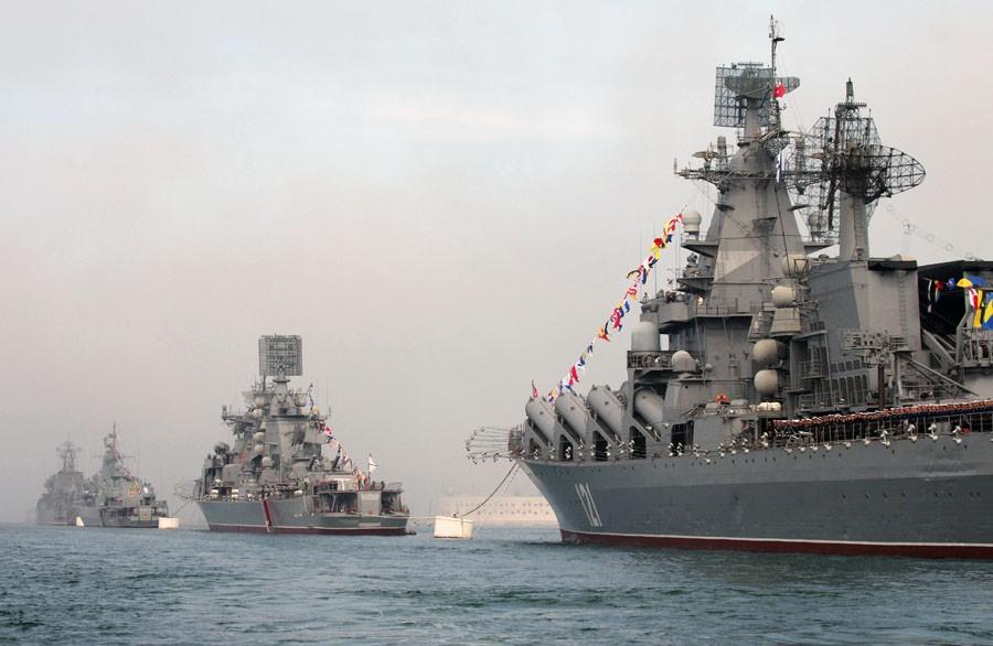 Учения поотражению нападения подводных диверсантов начинаются наЧерноморском флоте