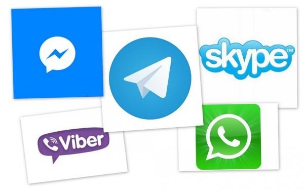 Операторы мобильной связи готовят законодательный проект оконтроле над мессенджерами