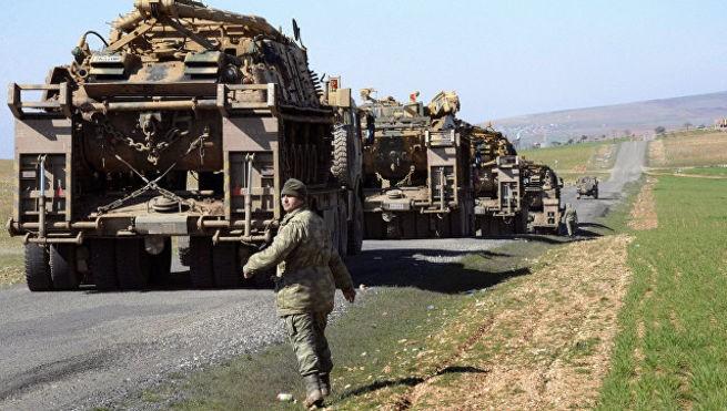 Турция перекроет границу сСирией потребованию Российской Федерации