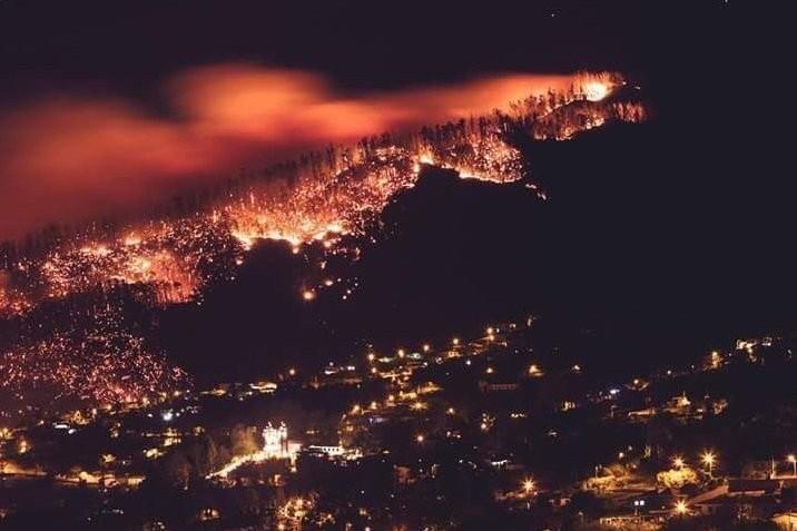 ВПортугалии число погибших из-за пожаров возросло допяти человек