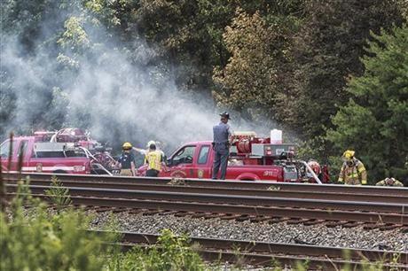 В итоге крушения легкомоторного самолета вСША погибли шесть человек