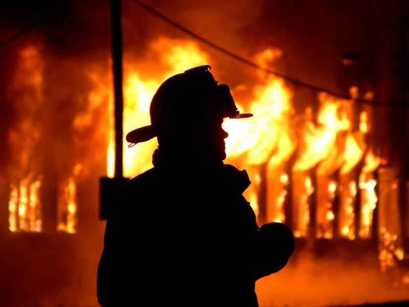 Пофакту погибели  семьи встрашном пожаре вКарелии возбуждено уголовное дело
