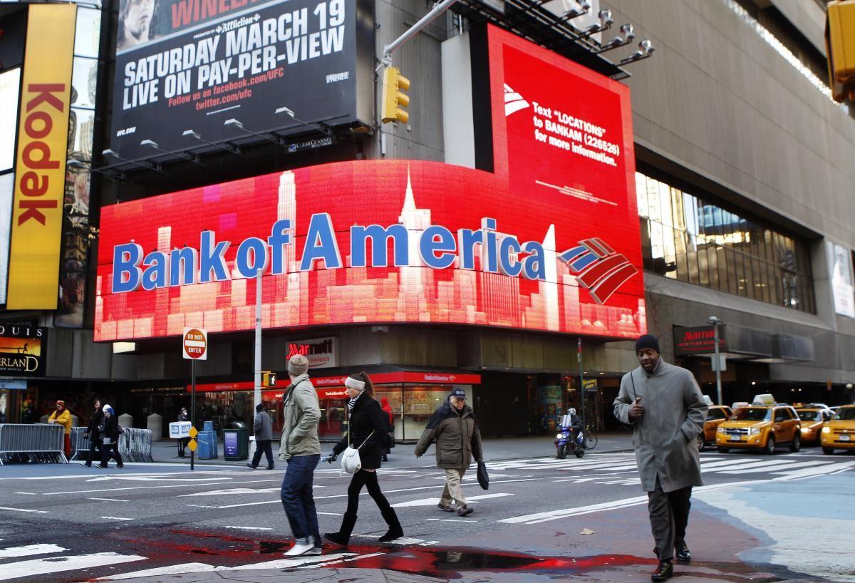 Bank ofAmerica предупредил ориске обвала нарынке облигаций