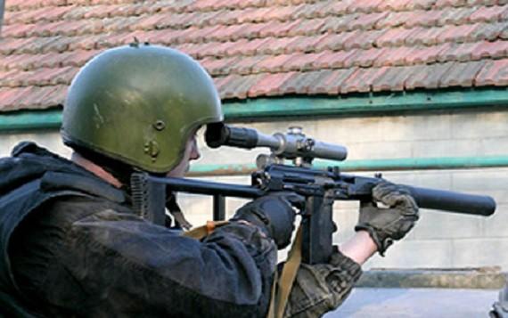 ВДагестане убит предполагаемый боевик