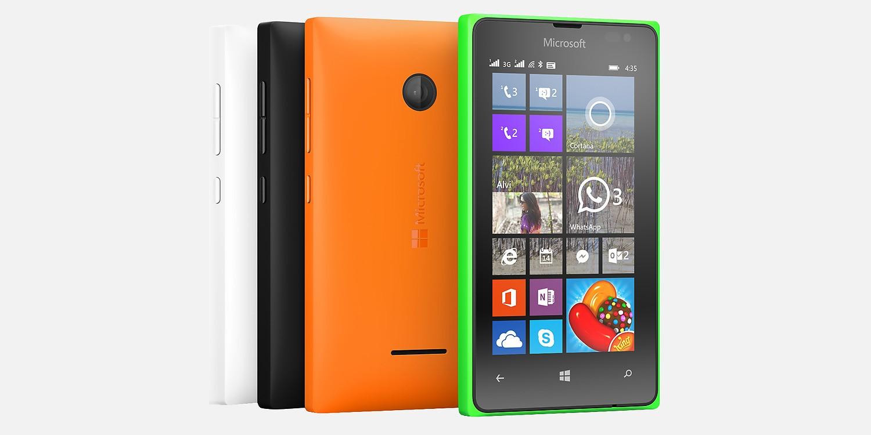 Фото прототипа Lumia 435 размещены вглобальной сети