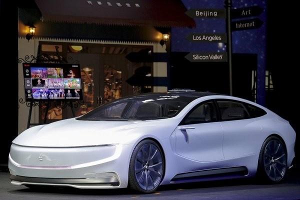 Китайцы строят завод для «убийцы Tesla»