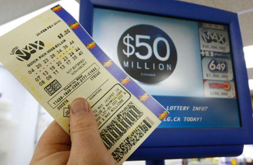 ВКанаде кто-то одержал победу влотерею 46 млн. долларов