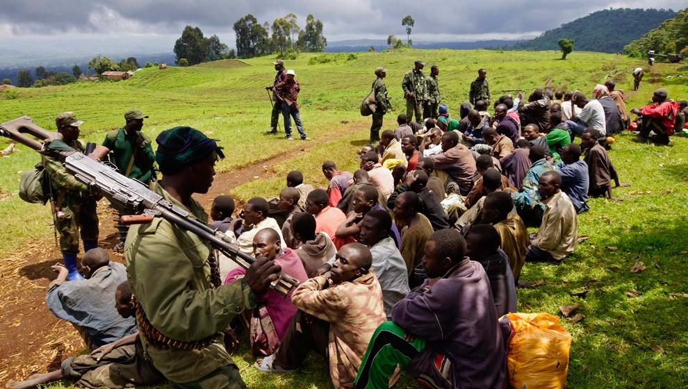 Около 30 мирных граждан стали жертвами массового убийства вДРК