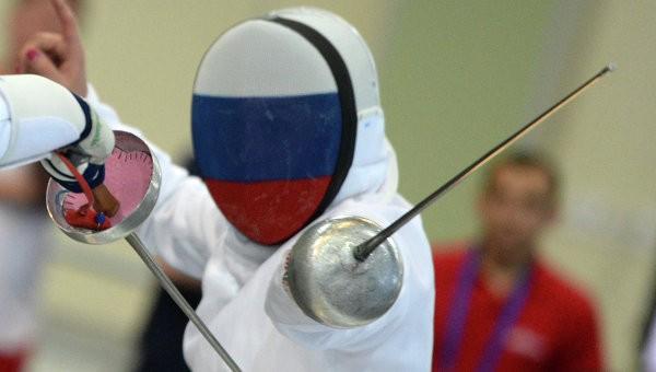 Украинские шпажисты победилиРФ вчетвертьфинале Олимпиады