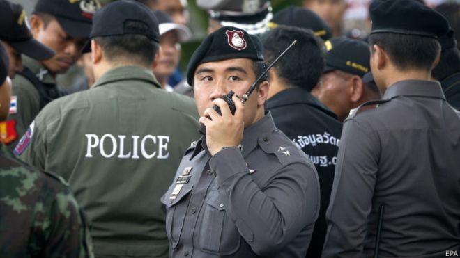 Теракты вТаиланде 2016: полиция обезвредила еще пять взрывных устройств