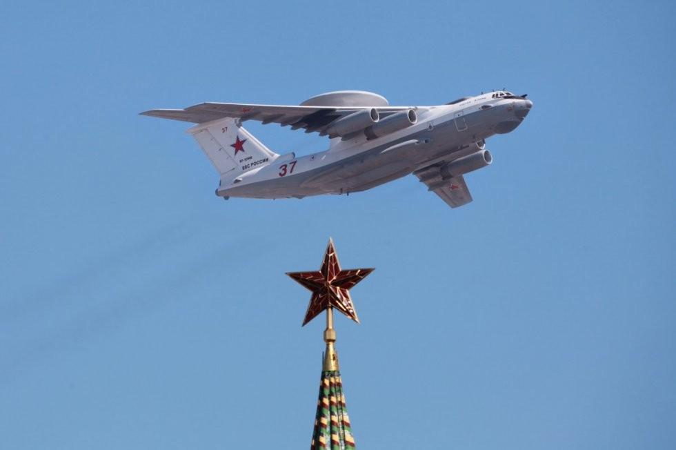Минобороны до конца года получит новый модернизированный самолет А-50У