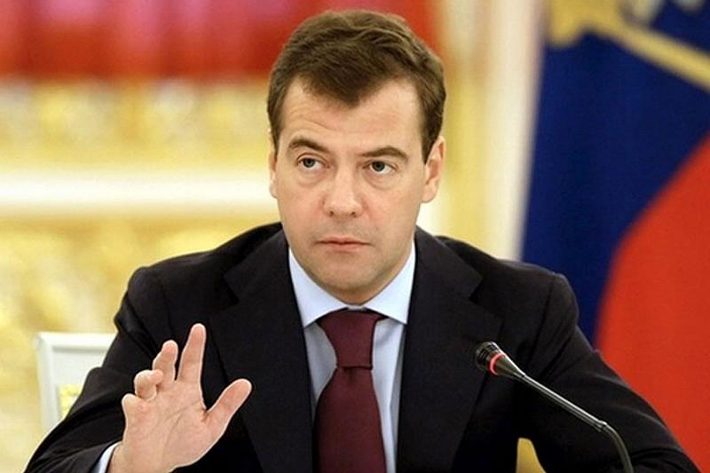 Дмитрий Медведев отчитался о персональных доходах за прошедший год
