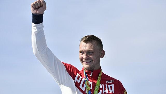 Омский байдарочник Аношкин вРио завоевал бронзовую медаль