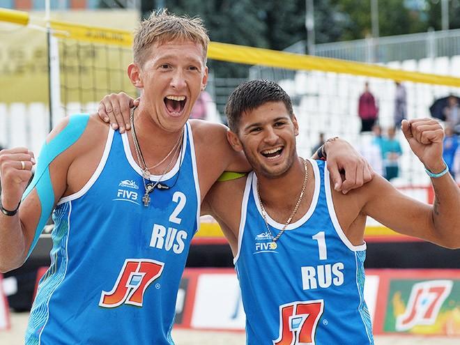Семенов иКрасильников непрошли вфиналОИ попляжному волейболу