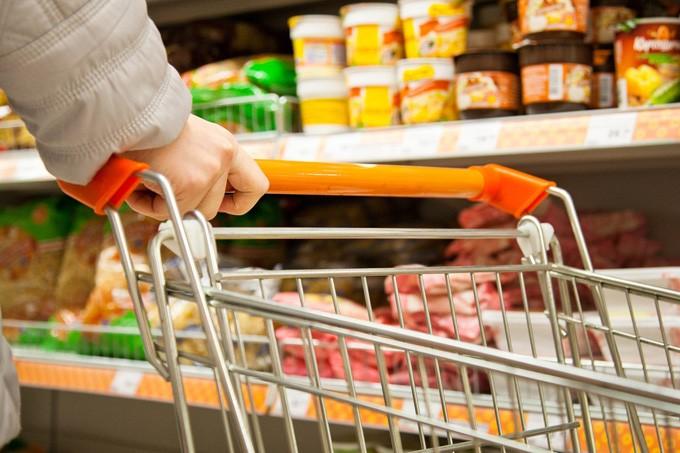 Опрос: жители России увидели снижение темпа поднятия цен напродукты