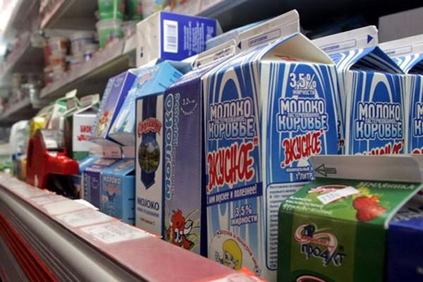 РФ временно запретила поставки продуктов счетырех белорусских компаний
