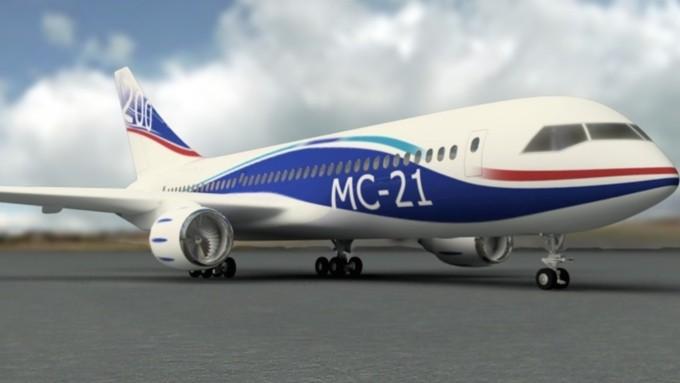 АвиарегистрРФ выдаст сертификат типа навоздушный транспорт МС-21