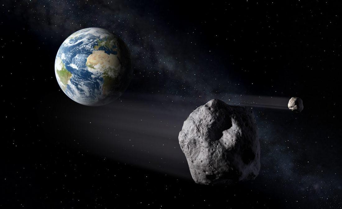 1-ый образец породы астероида доставят наЗемлю 24сентября 2023
