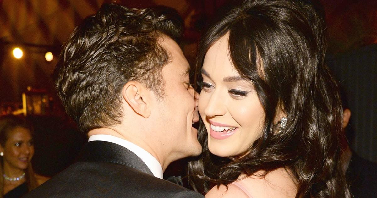 Все обэтом говорят: Орландо Блум желает жениться наКэти Перри