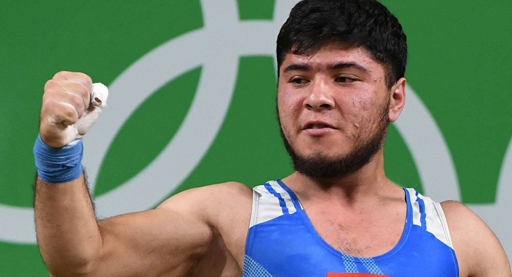 Рио-2016: Иззат Артыков лишен олимпийской медали идисквалифицирован
