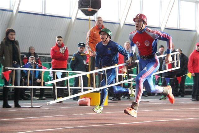 Русская  спортсменка установила мировой рекорд наЧемпионате попожарно-спасательному спорту