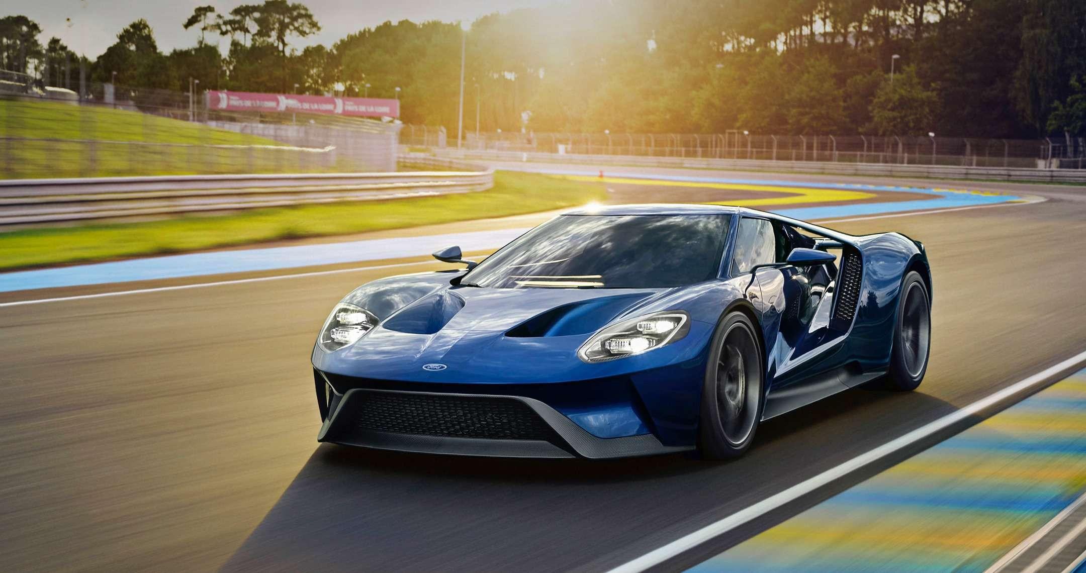 Две трети новых Форд GTдостанется собственникам прошлых GT
