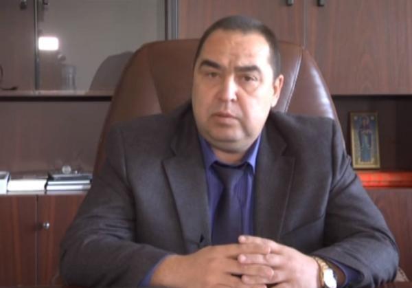 Руководитель ЛНР вернулся кработе после покушения