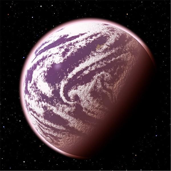 Упохожей наВенеру планеты найдена кислородная атмосфера