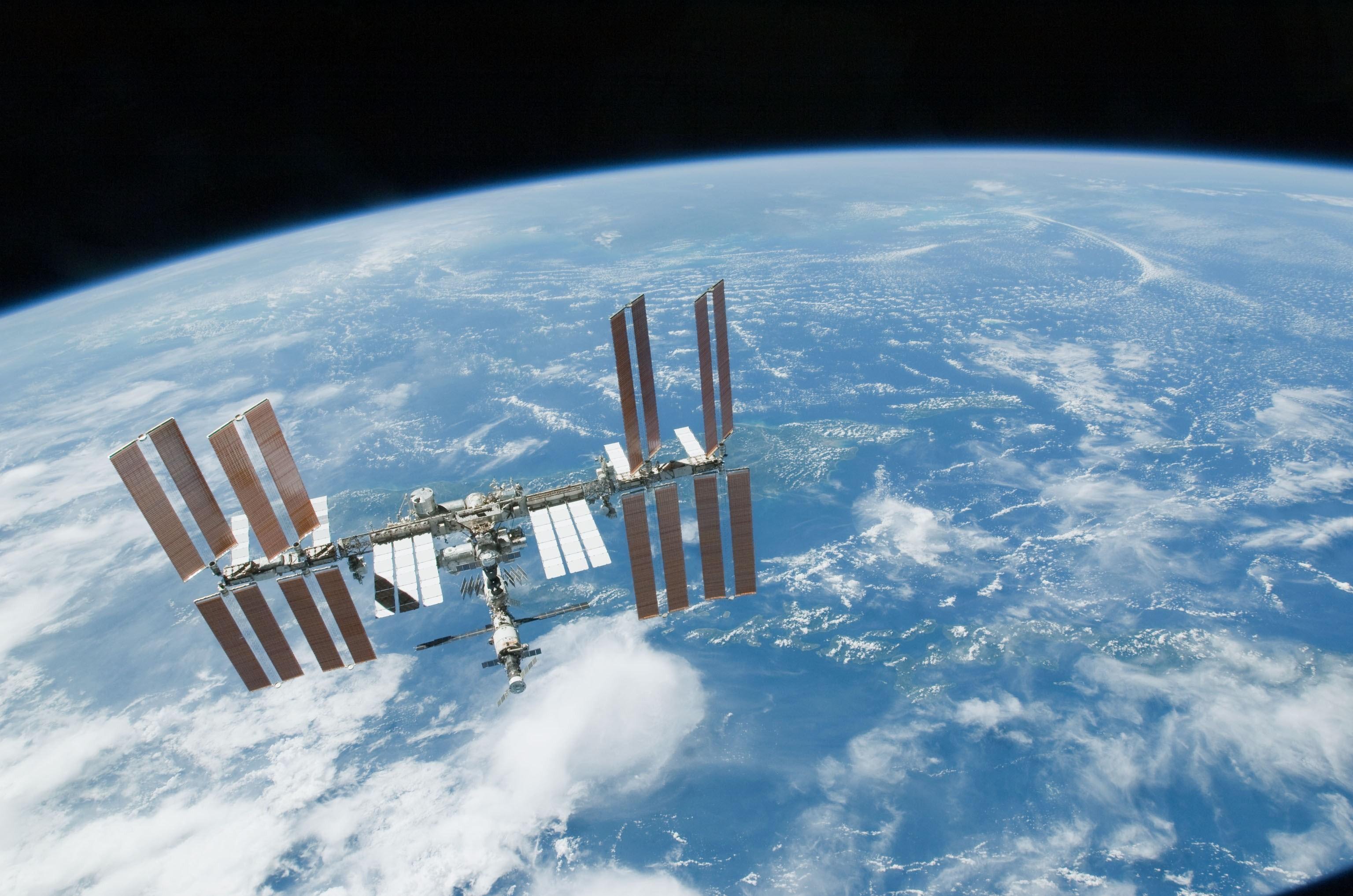 Пожарная сигнализация сработала наамериканской части МКС