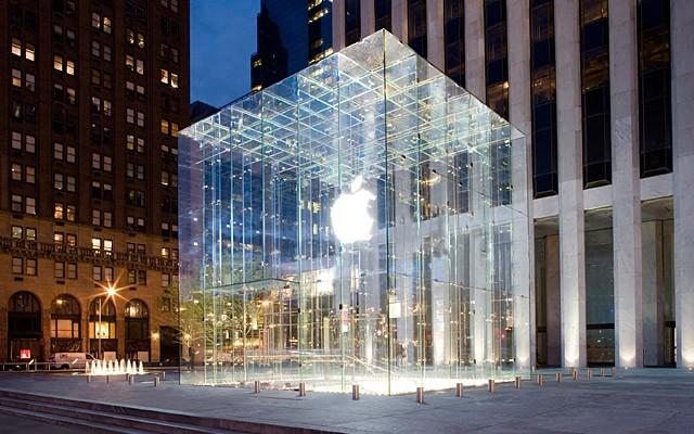 Отмагазинов Apple Store собираются отказаться