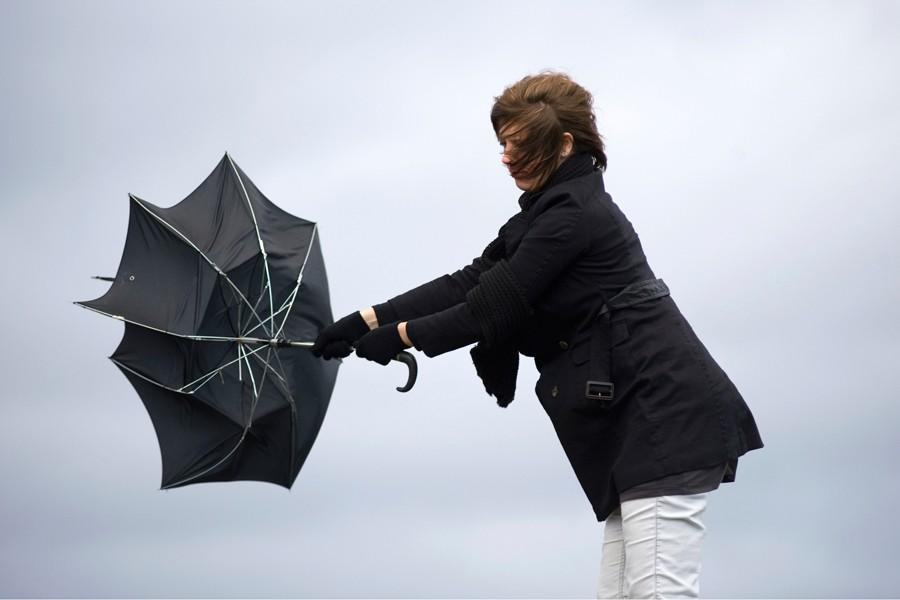 Гроза ишквалистый ветер ожидаются в столице