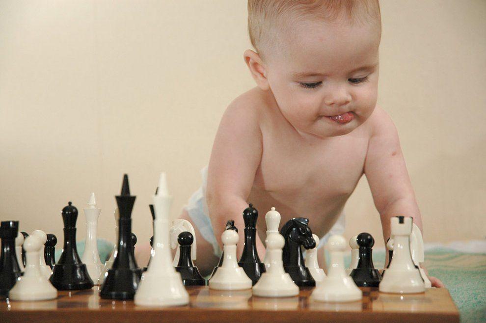 Ученые: Уже в3-х летнем возрасте дети применяют стратегическое мышление