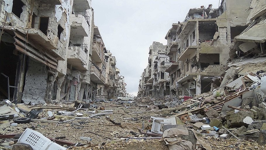 Режим предотвращения военных действий вСирии нарушался засутки семь раз