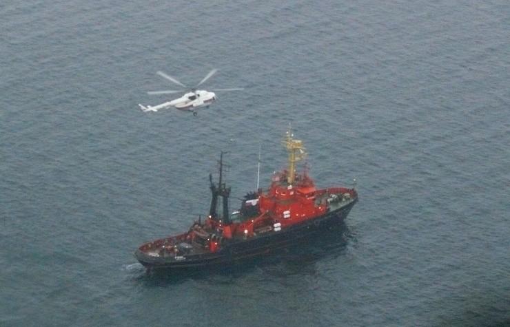 ВЯпонском море терпит бедствие сухогруз с русским экипажем