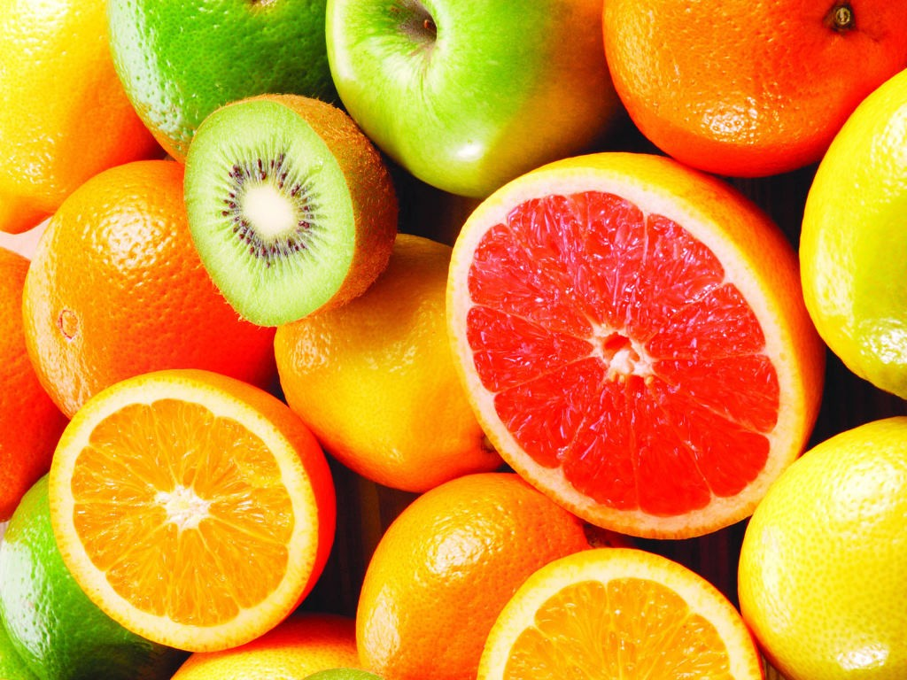 Цитрусовые фрукты признали хорошим средством отожирения