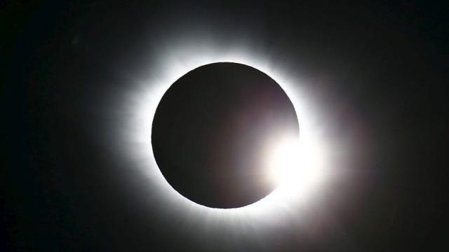 В2017 году жители Земли увидят полное лунное затмение