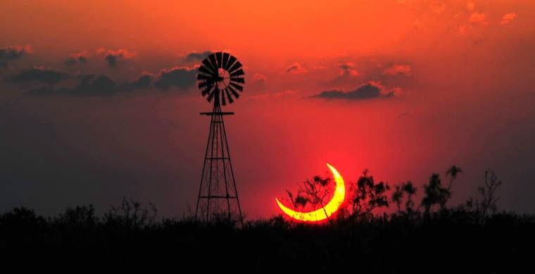 В последующем году ожидают самое огромное лунное затмение