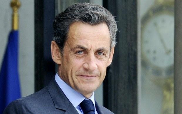 Саркози объявил онамерении снова избираться впрезиденты Франции