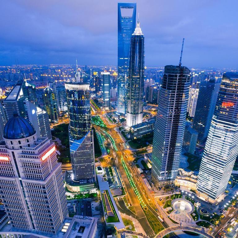 Наслеление Шанхая к 2040-ому году ограничат до25 млн человек