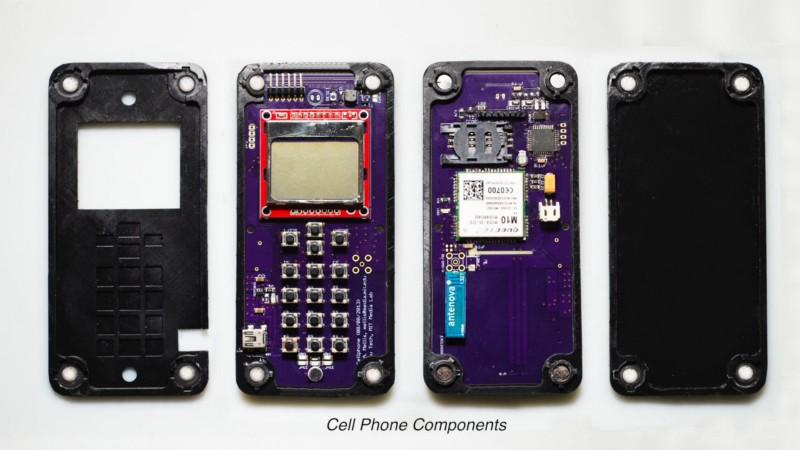 Ученые изMIT создали самосборные телефоны