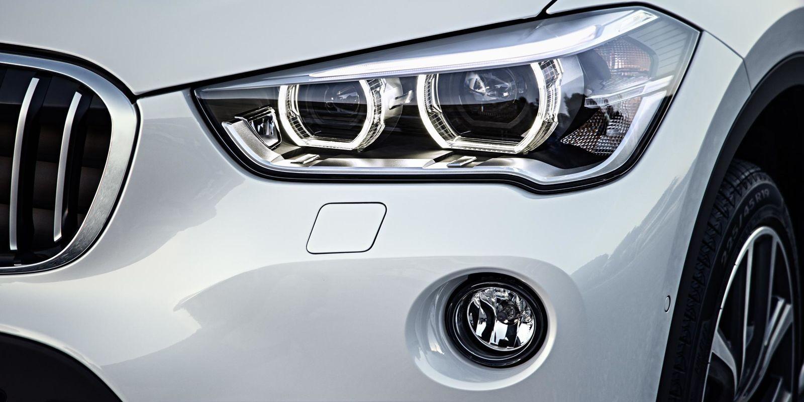 Объявлена дата появления кросс-купе БМВ X2