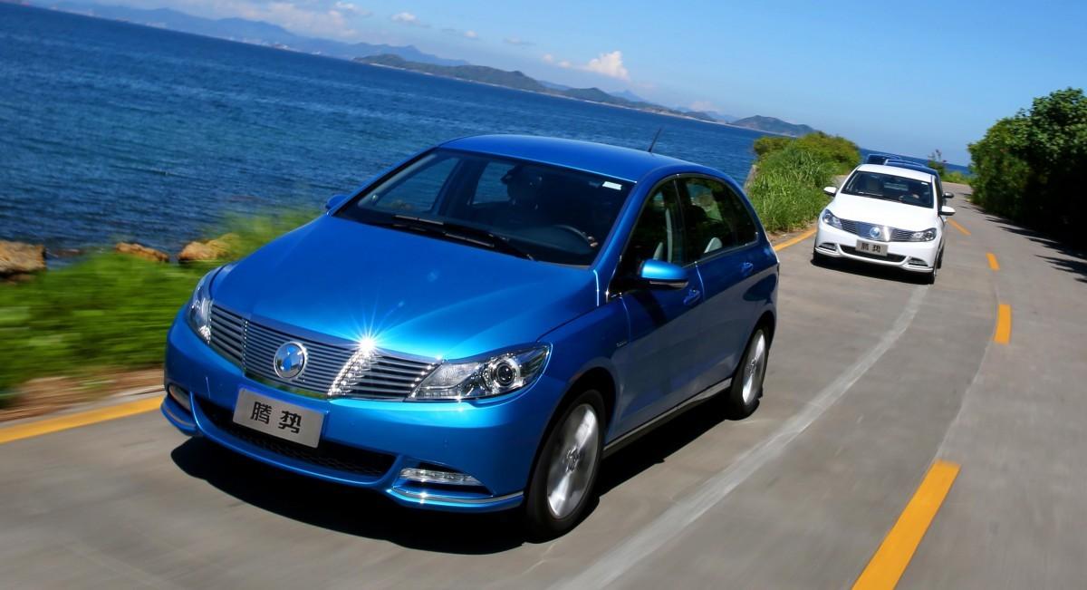 Новый электромобиль Denza может проехать 400 километров наодной зарядке